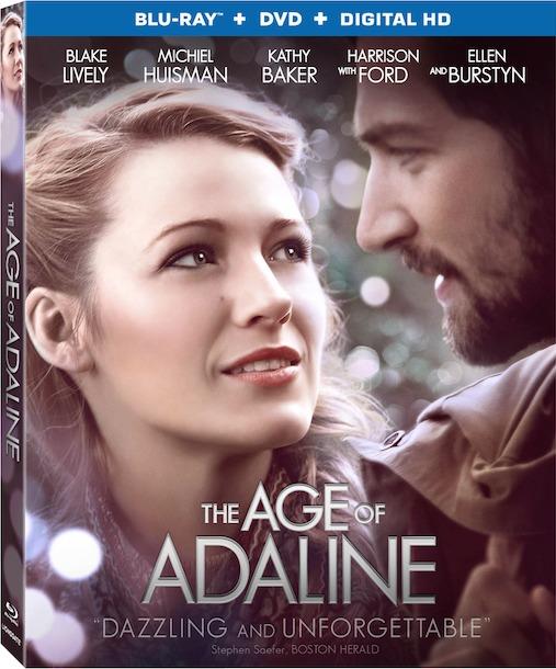 Age of Adaline Box