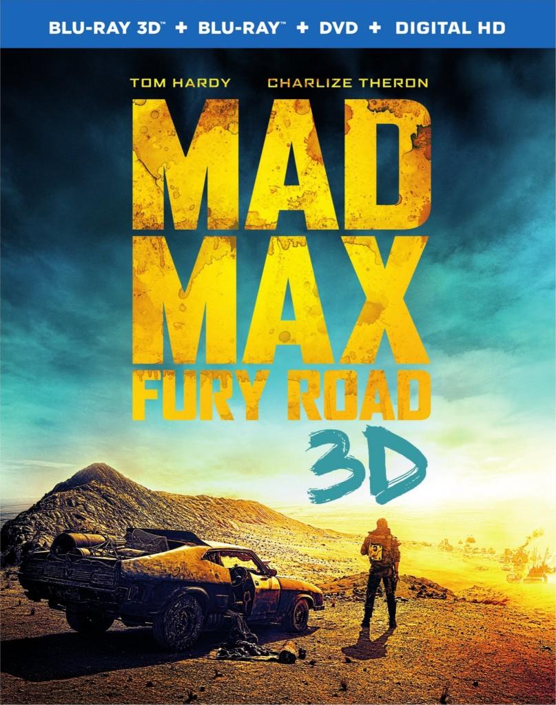 Mad Max Fury Road 3D